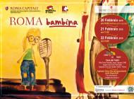 Casa dei Teatri, Roma bambina dal 20 al 22 Febbraio 2015