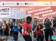 #fuoripostoived #gallerialbertosordi #salaigea #performazioni #danceability #conferenza