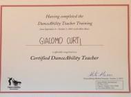 #giacomocurti #insegnante #danceability