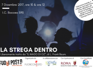 La Strega Dentro all'I.C. Boccea 590
