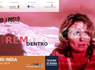 Save the date:  Terremoto Dentro al Teatro India il 4 Dicembre