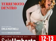 12 e 13 Ottobre / teatro Sala Umberto / Terremoto Dentro